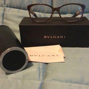 Bulgari Diva's Dream Cat Eye Women's Eyeglasses